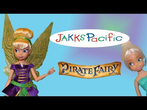 Pirate Fairy Tinker bell and Sparkle Ballet Periwinkle Review