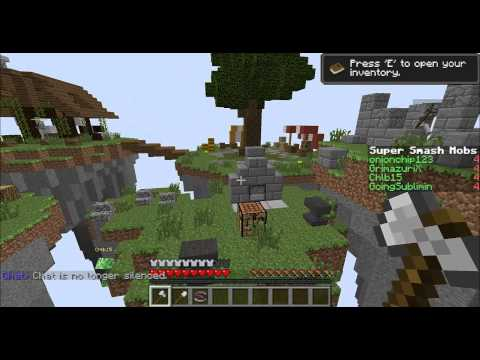 Norsk minecraft: Super smash mobs 6