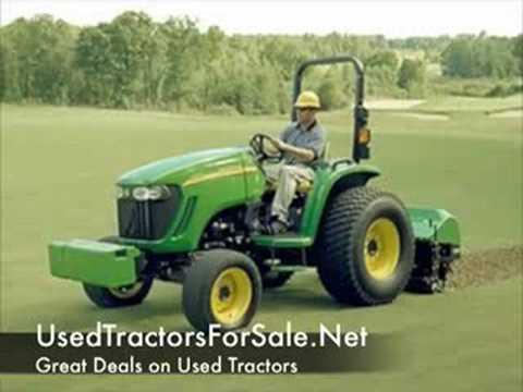 Used Tractors For Sale John Deere And Garden Tractors Youtube