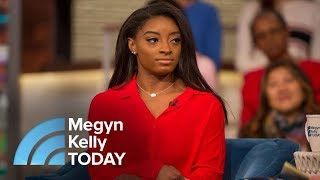 Olympian Simone Biles: Larry Nassar 'Took A Part Of Me That I Can't Get Back' | Megyn Kelly TODAY