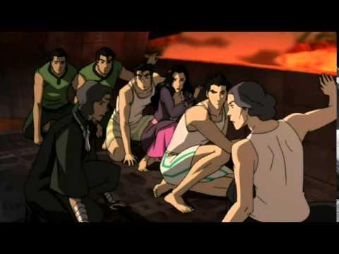 Team Avatar vs Red Lotus