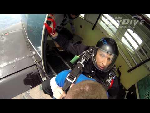 Logan Linthicum's Tandem skydive!