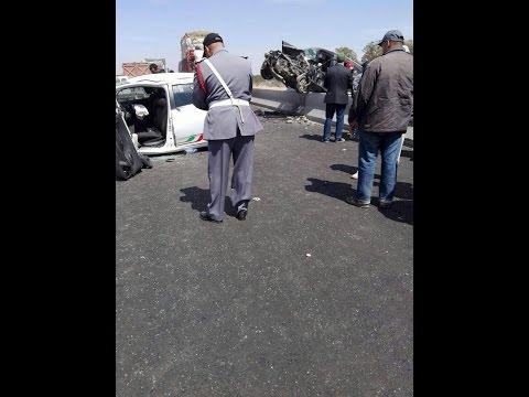 فيديو حادثة سير تيزنيت