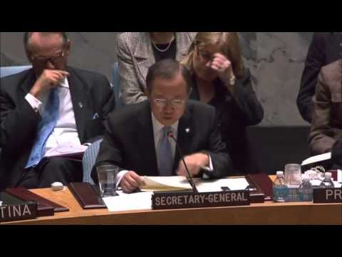 UN Security Council takes historic vote on Syria