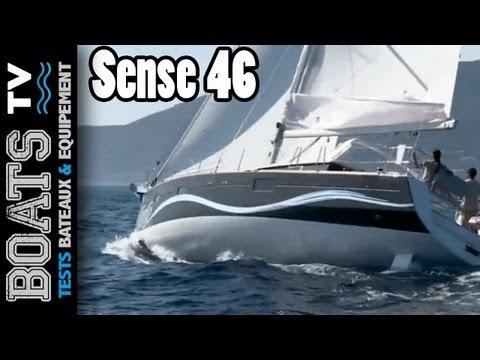 Bénéteau Sense 46, un voilier intimiste