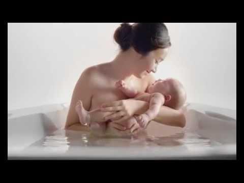 baby mild bath with mom youtube. Black Bedroom Furniture Sets. Home Design Ideas