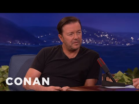 Ricky Gervais Wants To Play A Supervillain