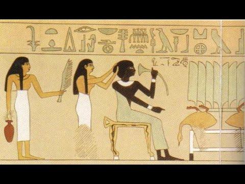 L'EGYPTOLOGIE ET LE MIRAGE D'UNE EGYPTE BLANCHE