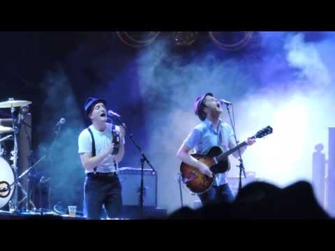 The Lumineers - Ho Hey - Bonnaroo 2013