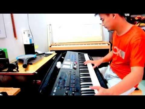Đàn Organ Chiếc Áo Bà Ba  Nguyễn Kiên Roland BK9nhaccugiatot.com