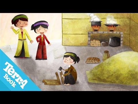 Tấm Cám phần 1 - Truyện cổ tích - Terrabook