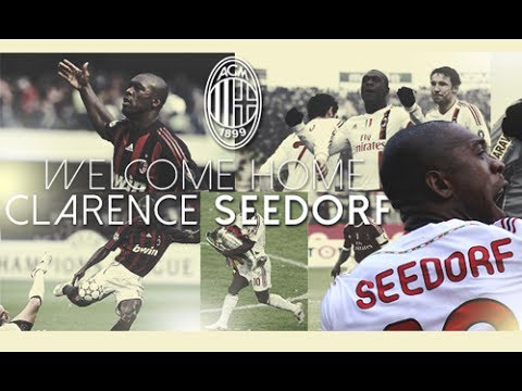 Clarence Seedorf - Welcome Home