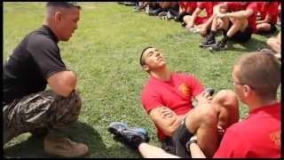 2013 Marine Corps Recruiting Station San Antonio Regional