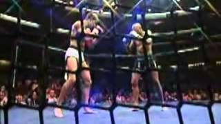 Anderson Silva VS Lee Murray Cage Rage 8: Knights Of The