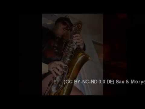 Sax & Moryson - Love And Peace (Warm Up Intro 2010 Live)