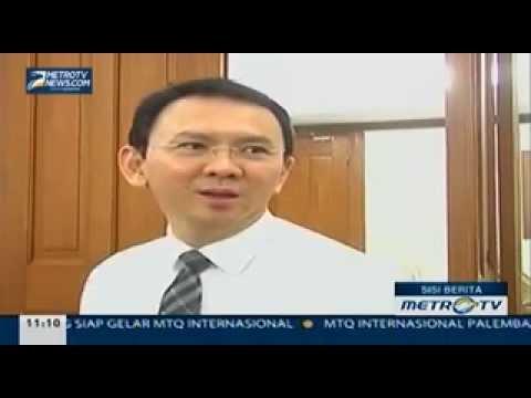 Tanggapan Ahok akan di demo FPI Jadi Gubernur DKI 24 September 2014, Ahok :'Saya Tidak Takut'