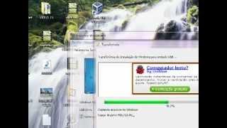 COMO PASAR O CD DO WINDOWS XP PARA O PENDRIVE