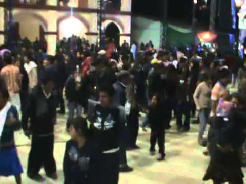 BAILE CON LOS GRUPOS HERENCIA DE CHUY Y LOS KIWAS SEGUNDA PARTE