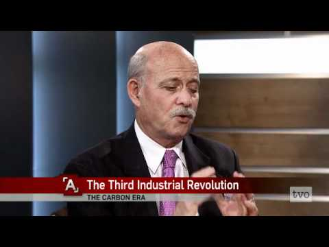 Jeremy Rifkin: The Third Industrial Revolution
