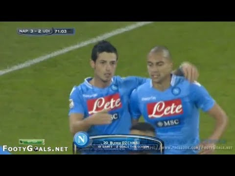 Napoli vs Udinese 3-3 | Udinese 3-3 Napoli | All Goals | Ampia Sintesi SKY HD | 7.12.2013