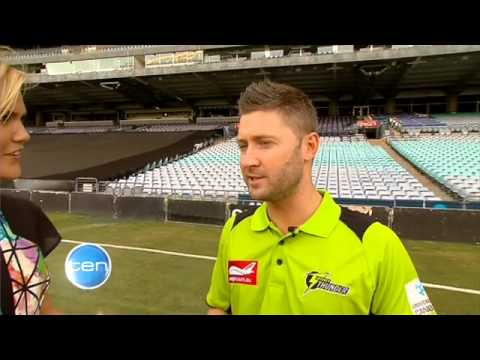 Michael Clarke Interview | Studio 10