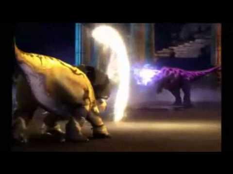 Dinosaur king arcade game awakened brand new dinosaurs youtube
