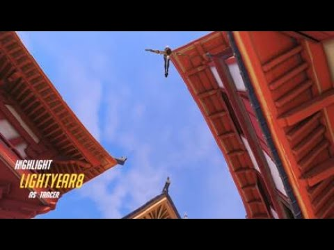 Overwatch: Tracer is a lot of fun to play!!