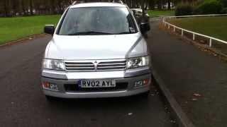 Mitsubishi Chariot/Space wagon 2002, auto,