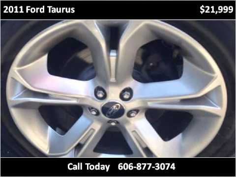2011 Ford Taurus Used Cars London KY