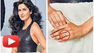 Is Katrina Kaif Engaged ? Katrina Flaunts Her Ring
