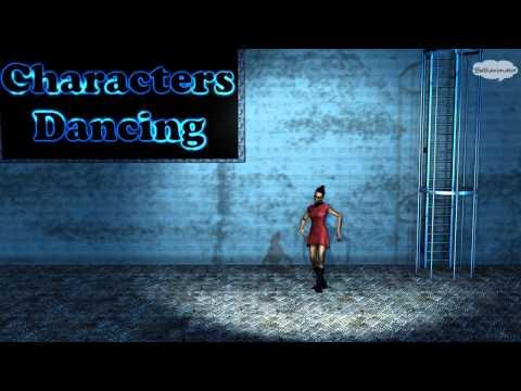 Uhura oriental dance