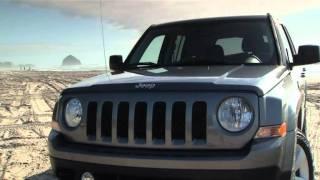 Wintereinbruch Dezember 2010 Jeep Patriot videos
