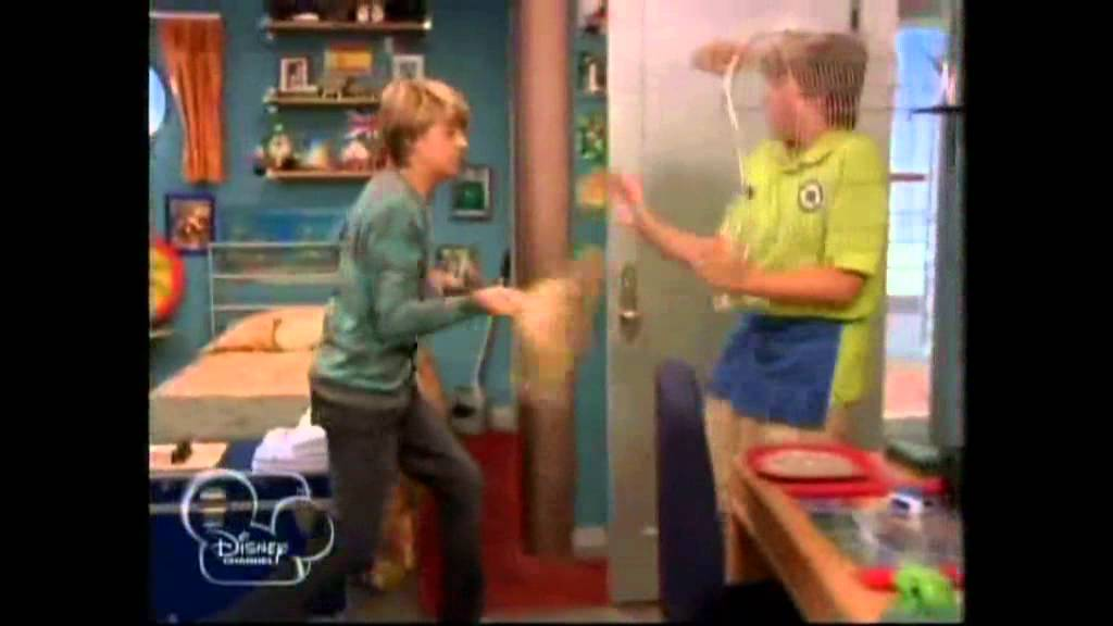 Anything To You How About Zack And Cody Martin | Short News Poster