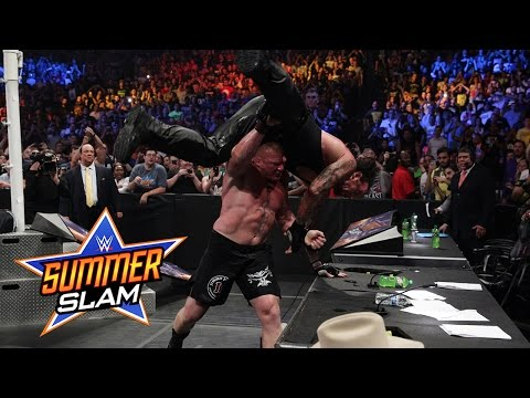 WrestleMania 30 Brock Lesnar vs Taker