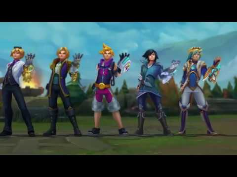Ezreal Rework 2018 Preview  League of Legends