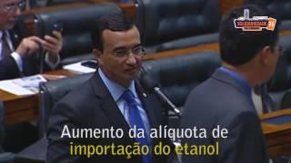 Benjamin Maranhão critica aumento da alíquota para exportação do etanol
