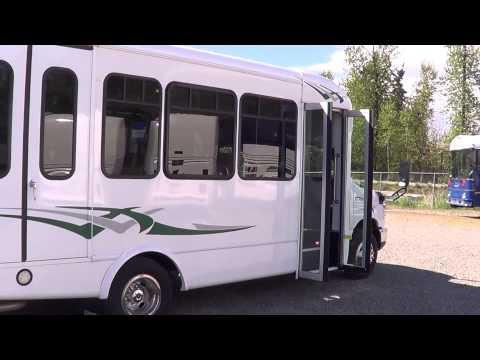 Northwest Bus Sales - NEW 2013 Ford Starcraft Allstar 12 + 2 WC Bus For Sale - S05961