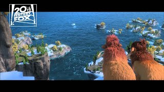 Ice Age: Continental Drift Official Trailer 20th