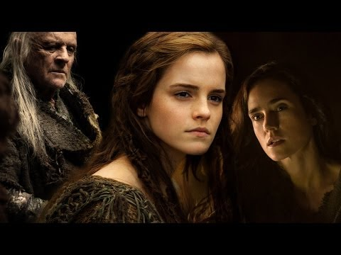 Noah - Emma Watson, Jennifer Connelly, Anthony Hopkins Interview