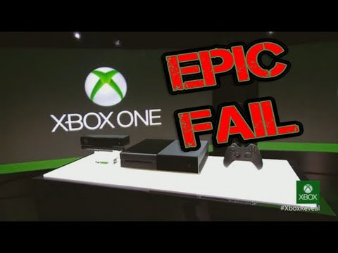 Xbox One Reveal: Angry Rant