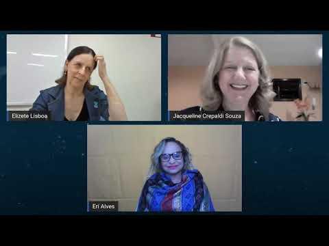 Live – Mediadora de Live com Elizete Lisboa