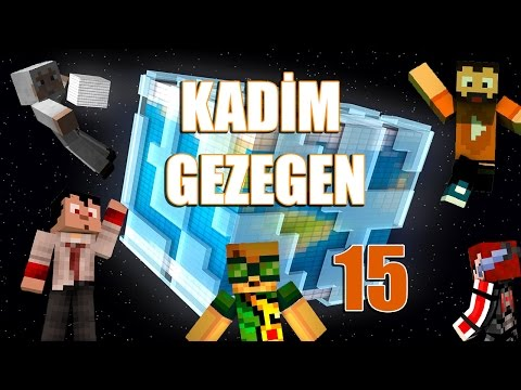 Kadim Gezegen - Wither Boss - Space Astronomy - Bölüm 15