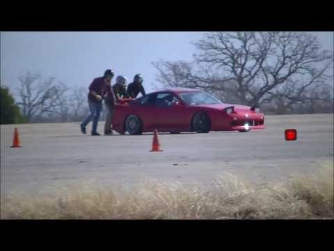 DRIFT MEET MINERAL WELLS TEXAS