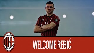 Welcome Ante Rebić