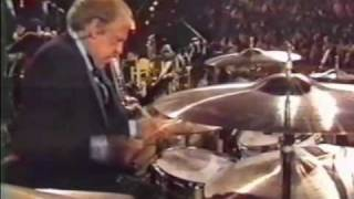 Buddy Rich:  Another Amazing Drum Solo
