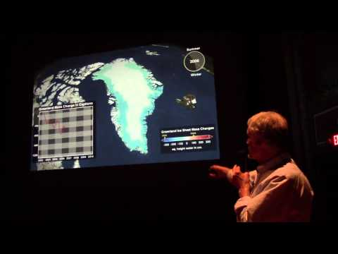 Climate Change 2013: Greenland Ice Sheet & Northern Polar Jet Stream - Peter Sinclair