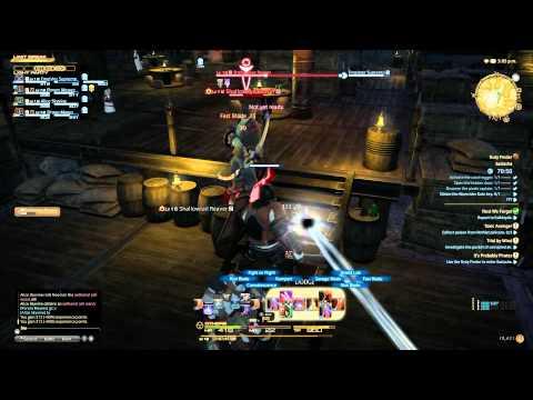 Dungeon completa em FFXIV: ARR