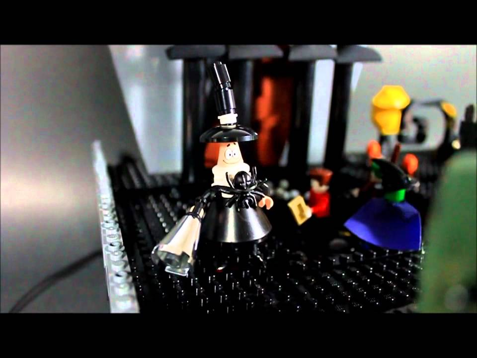 The Nightmare Before Christmas in Lego.mp4 - YouTube