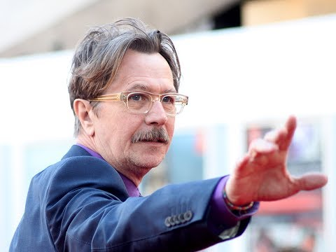 Gary Oldman Is A Conservative Curmudgeon