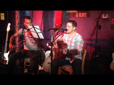 Bob Pepek & Chris Watson - Fix You (Coldplay Cover)